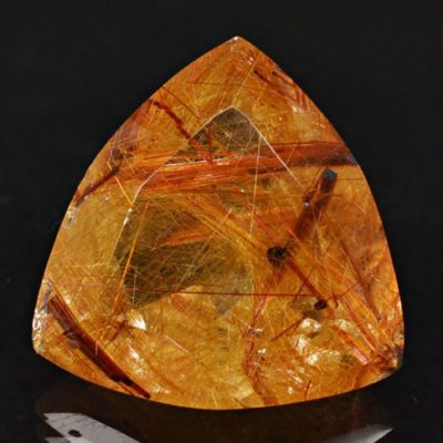 Rutil in Quartz