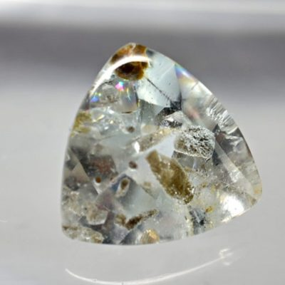 Topaz with Muscovite